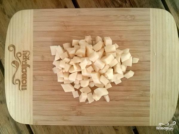 Пюре кабачок картофель грудничку