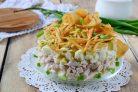 Салат слоеный Рандеву