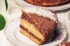Торт День и ночь из 90-х годов