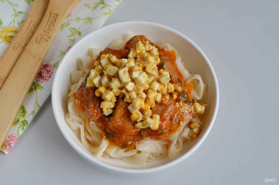 Шима блюдо