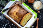 Заливной пирог с квашеной капустой