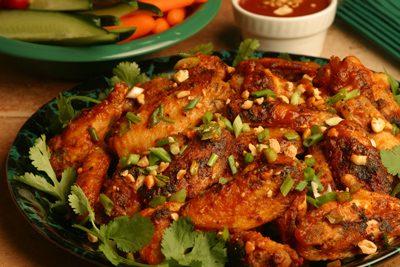 Крылышки куриные рецепт
