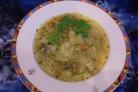 Постный суп из овощей