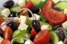 Греческий салат без перца
