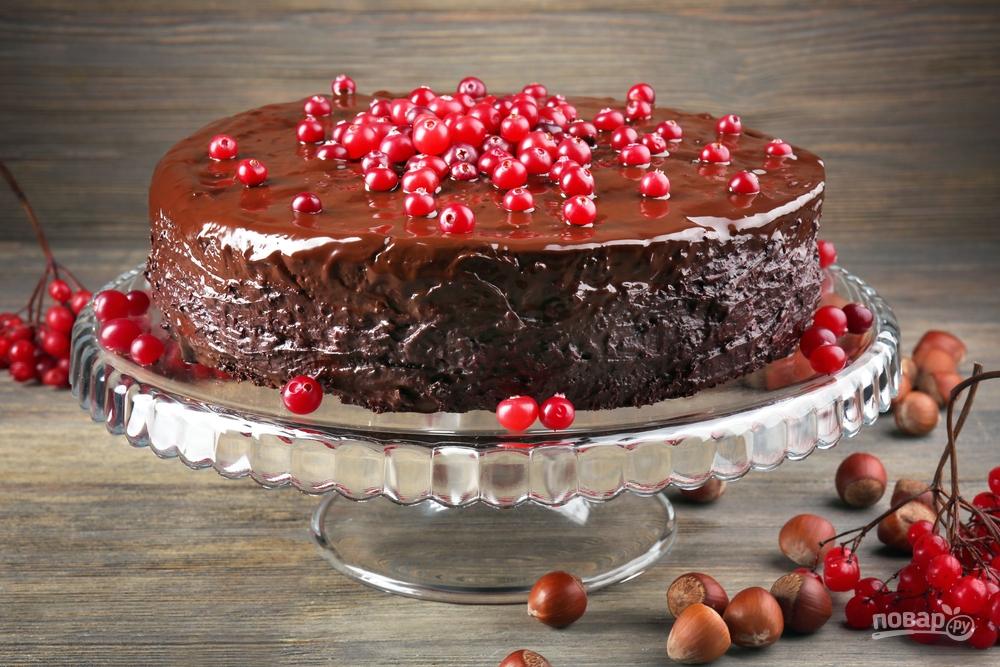 Как просто приготовить торт на Новый год