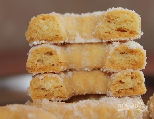 рецепт печенья жир свиной
