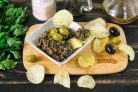 Оливковая паста