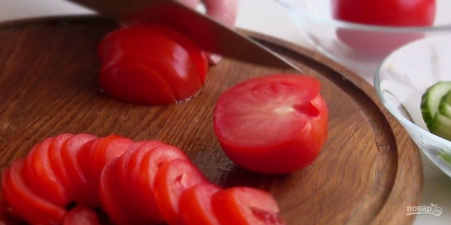 Салат праздничный за 10 минут