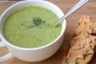 Крем-суп из цукини