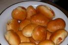 Пирожки с тыквой в духовке