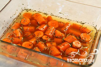 Просмотр фотографий блюда Запечённая морковь - рецепты на Повар.ру.