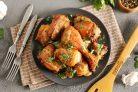 Конфи из курицы в домашних условиях