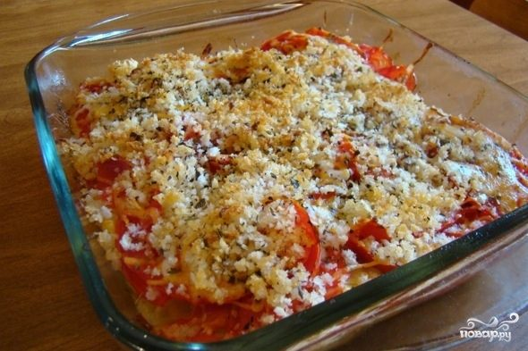 Рецепт Кабачки по-итальянски