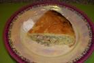 Пирог на сковороде