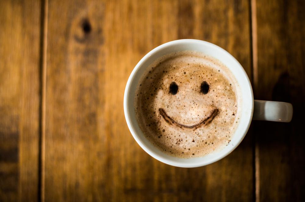 Смешные картинки чашек кофе