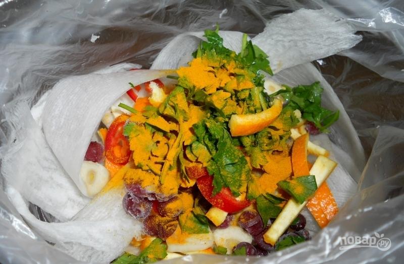 Салат из дайкона на зиму