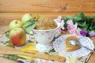 Яблочный джем с корицей на зиму