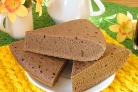 Бисквитное шоколадное тесто