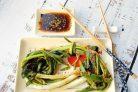 Кимчи из зеленого лука