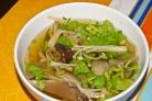 Грибной суп по-тайски
