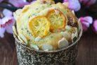 Кекс с сухофруками