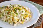 Салат из грудки