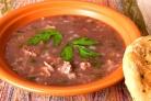 Суп харчо грузинский