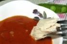 Подливка из томатной пасты