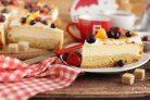 Пирог из мягкого творога