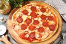 Пицца Пепперони с моцареллой