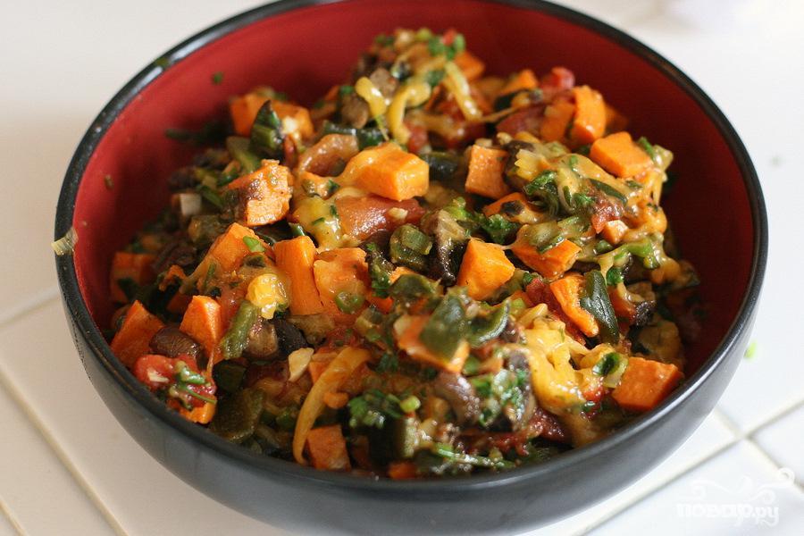 Вегетарианское тамале
