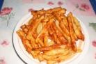 Картофель в кляре