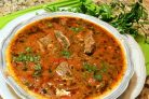 Суп харчо из баранины классический