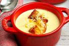 Суп-пюре сырный