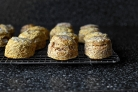 """Печенье из сладкого картофеля """"Пряное"""""""