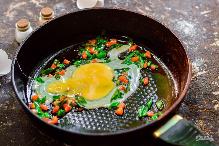 Лапша с креветками по-тайски