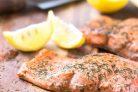 Рыба под маринадом классическая в духовке