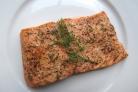 Филе лосося в духовке