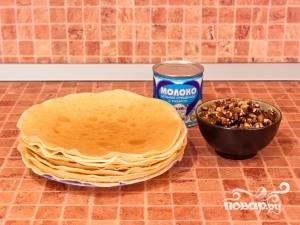 Торт «Наполеон» » Что приготовить на обед | 225x300