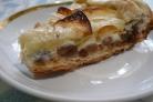 Яблочный пирог из бездрожжевого теста