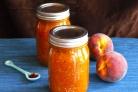 Варенье из персиков с сахаром