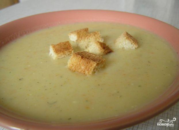 Oвощной суп-пюре