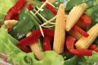 Салат Китайский с кукурузой