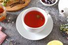 Чай с жимолостью