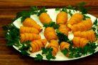 Закуска Морковки