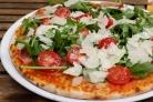 Пицца с сыром Пармезан