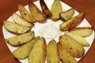 Картофель по-креольски