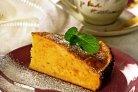 Апельсиново-миндальный пирог