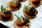 Закусочные оладьи с гречневой мукой