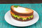 Суперсытный сэндвич на завтрак